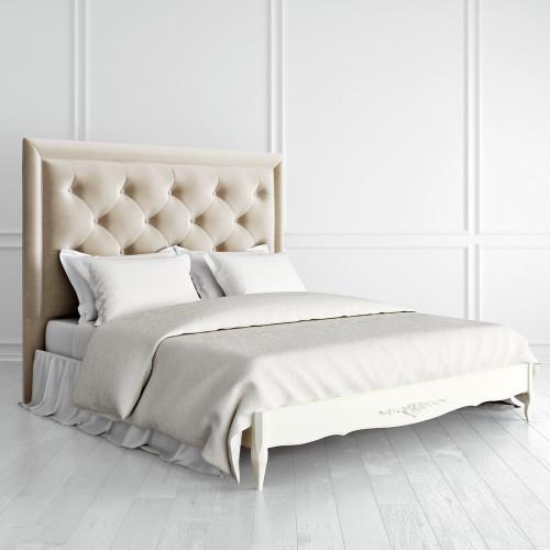 R218-К02-A-B01 Кровать с мягким изголовьем 180*200 коллекция Romantic