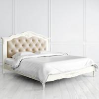 R318 Кровать с мягким изголовьем 180*200 коллекция Romantic
