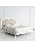 R318g Кровать с мягким изголовьем 180*200 коллекция Romantic Gold