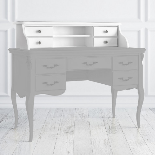 S110-K00-S Навершие кабинетного стола коллекция Silvery Rome