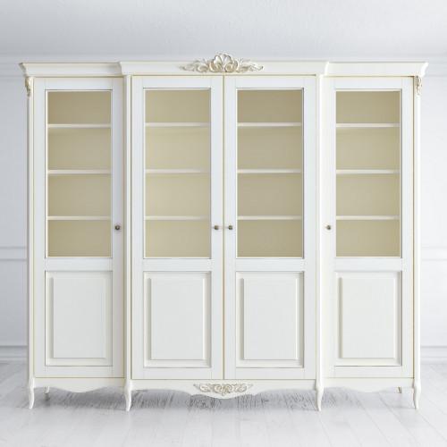 APg184-K02-G Библиотека 4 двери
