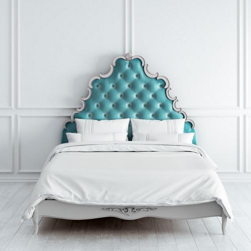 A426-K04-S-B08 Кровать с мягким изголовьем 160*200
