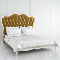 A526-K02-G-B15 Кровать с мягким изголовьем 160/200