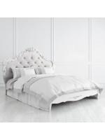 S416-K00-AS-B07 Кровать с мягким изголовьем 160*200 коллекция Silvery Rome