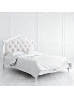 S314-K00-S-B07 Кровать с мягким изголовьем 140*200 коллекция Silvery Rome