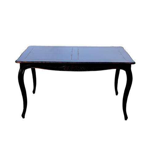 DF801 (S01) Стол обеденный коллекция Provence Noir&Blanc