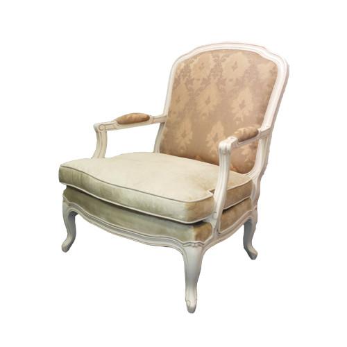 DF813 Gold (S06) Кресло коллекция White Rose