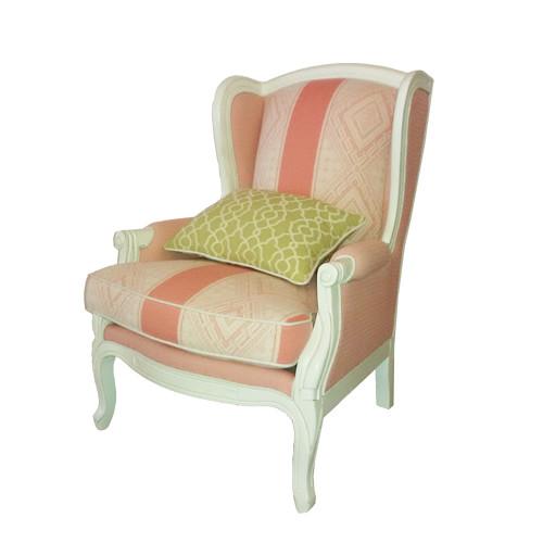 DF830 Pink (M01) Кресло коллекция White Rose