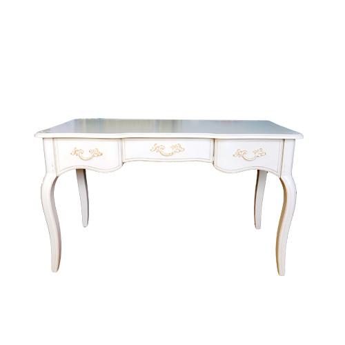 DF881D (M01) Кабинетный стол коллекция Provence Noir&Blanc