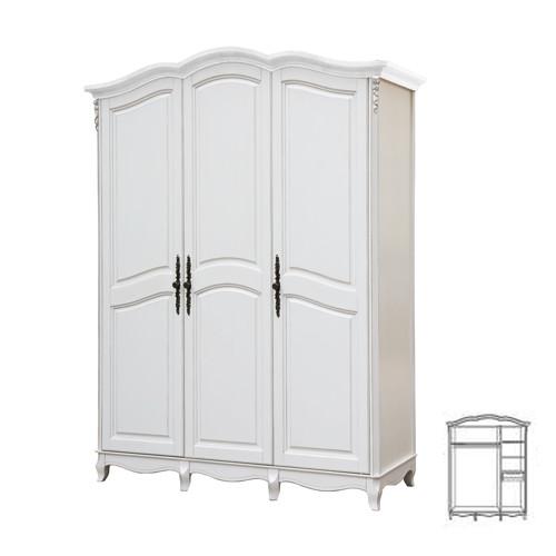 F6683(S06) Шкаф 3-х дверный